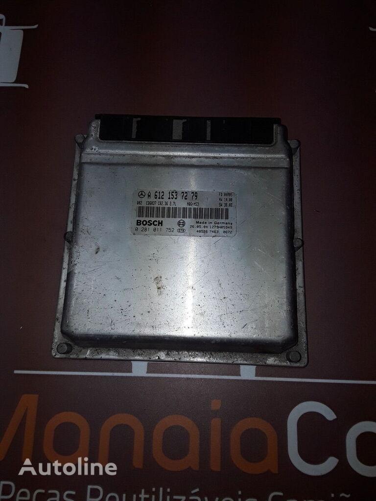 MERCEDES-BENZ bosch, A6121537279 , 0281011752 upravljačka jedinica za kamiona
