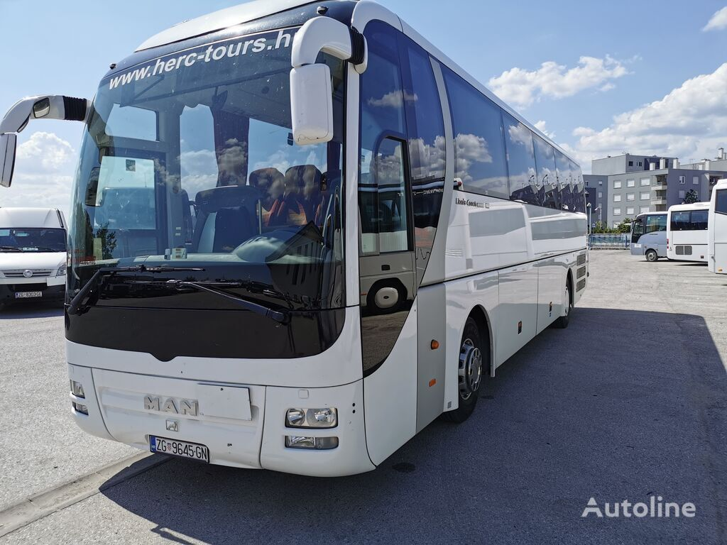 MAN Lion's Coach turistički autobus