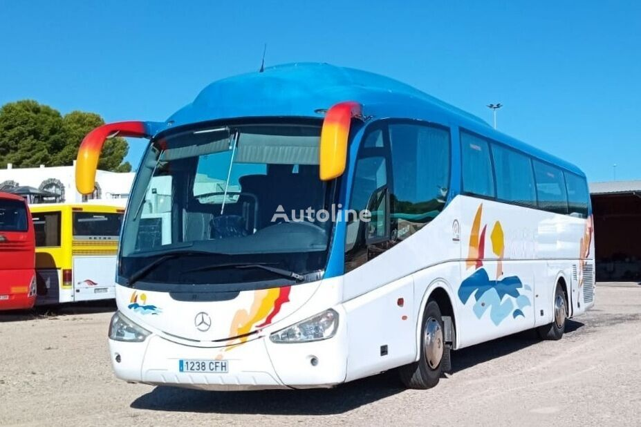 MERCEDES-BENZ OC500 - IRIZAR PB + 56 PAX +420 CV turistički autobus