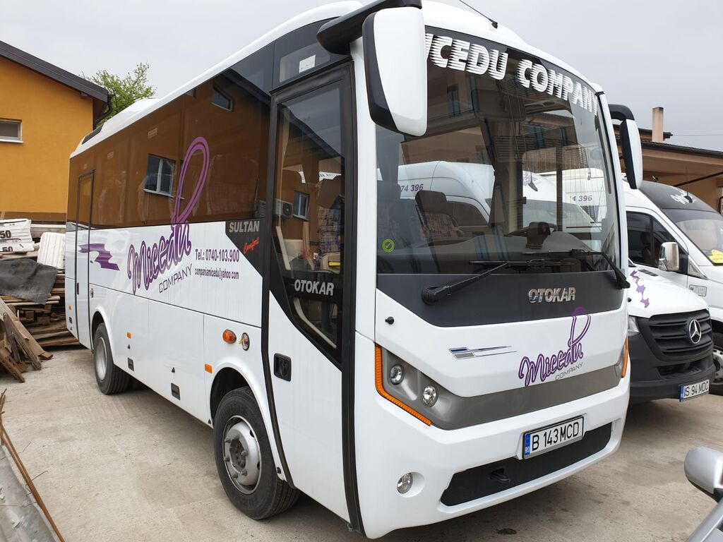 novi OTOKAR Sultan Comfort turistički autobus