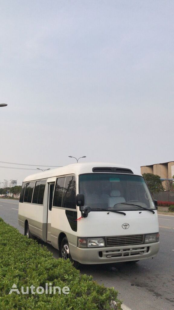 TOYOTA coaster turistički autobus