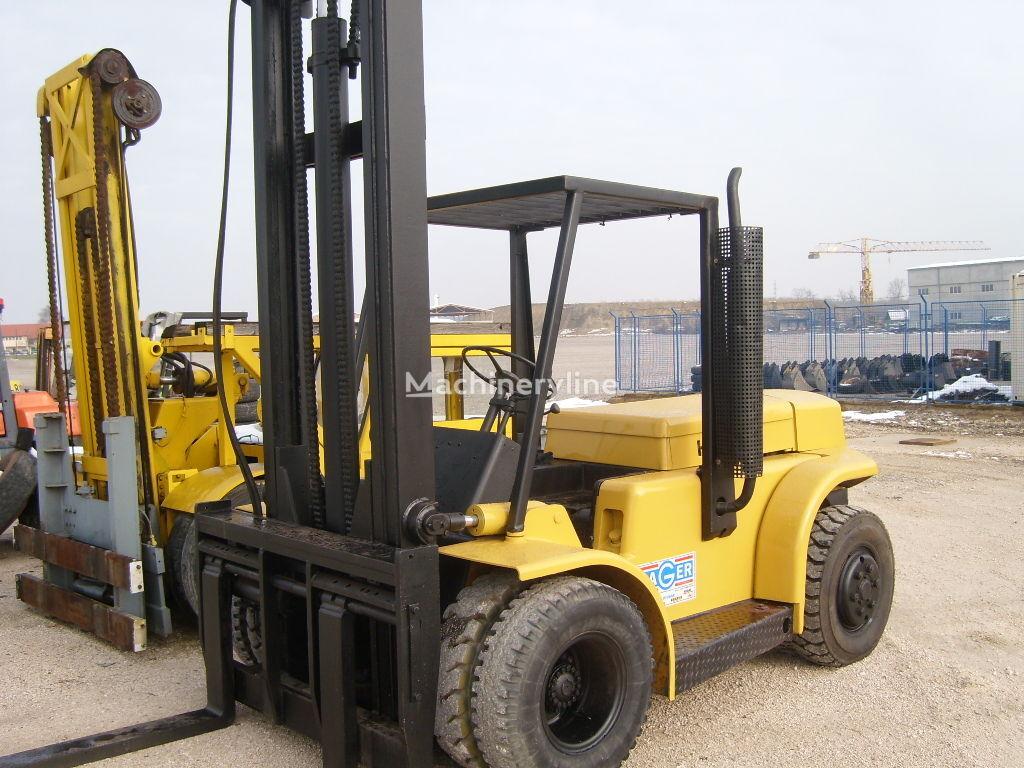 HYSTER D6E utovarivač kontejnera
