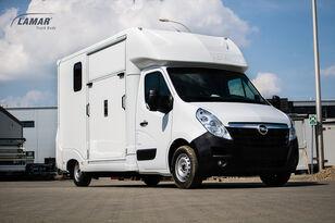 novi OPEL Movano vozilo za prijevoz konja